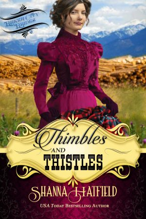 2017 Thimbles and Thistles Cover