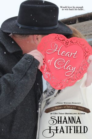 Heart of Clay cover 17
