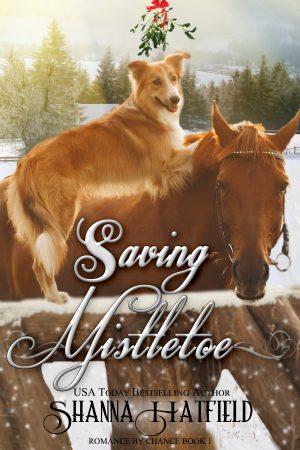 Saving Mistletoe Cover