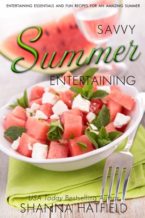 Savvy Summer Entertaining